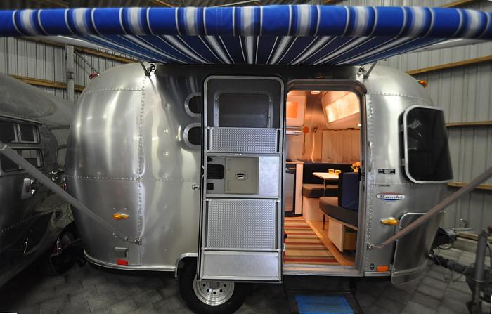 Airstream CCD 2004 | als Gästezimmer, mobile Wohnung